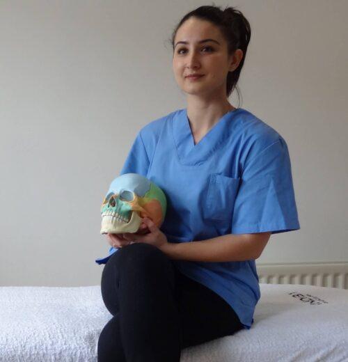 Aranzazu Lopez physiotherapist edinburgh